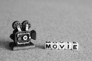 勉強のための英語字幕映画の上映会