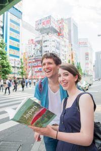 京都日帰り旅行で英会話力アップ