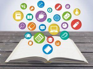 本を読めば知識や語彙力が増え英会話力アップ