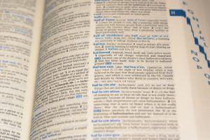 日常的な英単語の語源を探る
