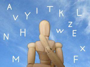 接尾辞の先に広がる世界に思いを馳せる人形