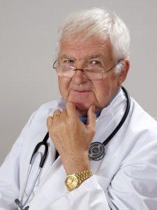 頼れる町のお医者さん