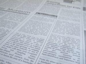 英字新聞でボキャブラリー定着