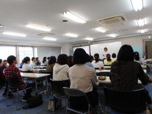 通訳体験セミナー