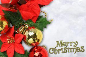 英会話初心者も簡単に書けるクリスマスカード