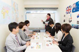 実践クラスで本気で英会話習得