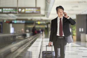 海外赴任先からオンライン英会話受講